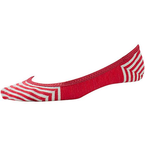 Smartwool Women's Metallic Striped Sleuth Persian Red Heather Sale $8.97 SKU: 16688806 ID# SW0SW699-527-M :