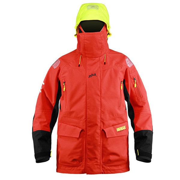Zhik Men's Isotak Ocean Jacket Red