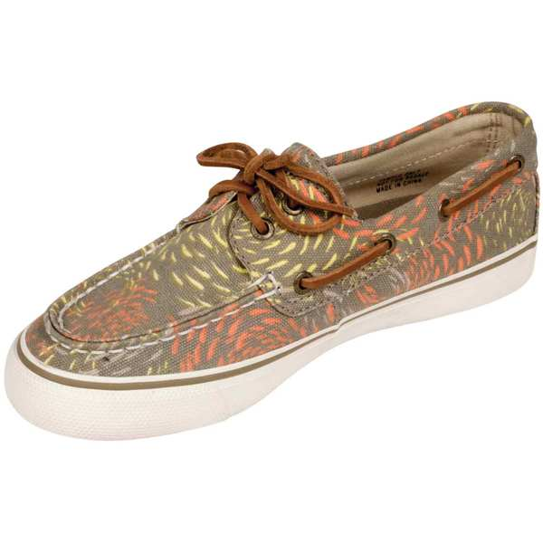 Sperry women 39 s bahama fish circle shoes west marine for Womens fishing shoes