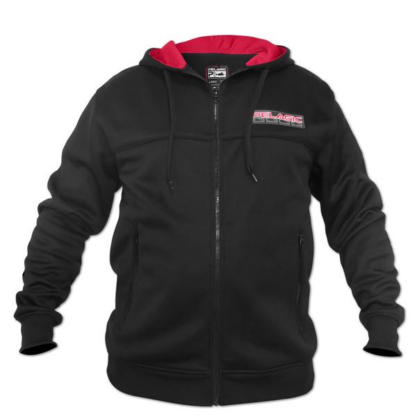 Pelagic Men's Greylight Hoodie Black/red Sale $99.00 SKU: 16916496 ID# 419-BR-M :