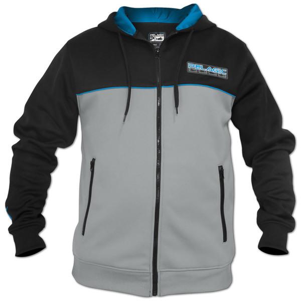 Pelagic Men's Greylight Hoodie Blue Sale $99.00 SKU: 16916538 ID# 419-GB-M :