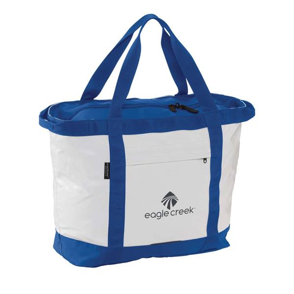 Eagle Creek No Matter What 42L Tote White/blue Sale $69.00 SKU: 16988339 ID# EC0A2URM18719B :