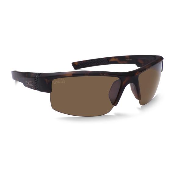 Zebra Shark Sunglasses Tortoise/Brown