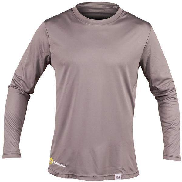 Supreme men 39 s uv long sleeve watershirt west marine for Uv shirts long sleeve