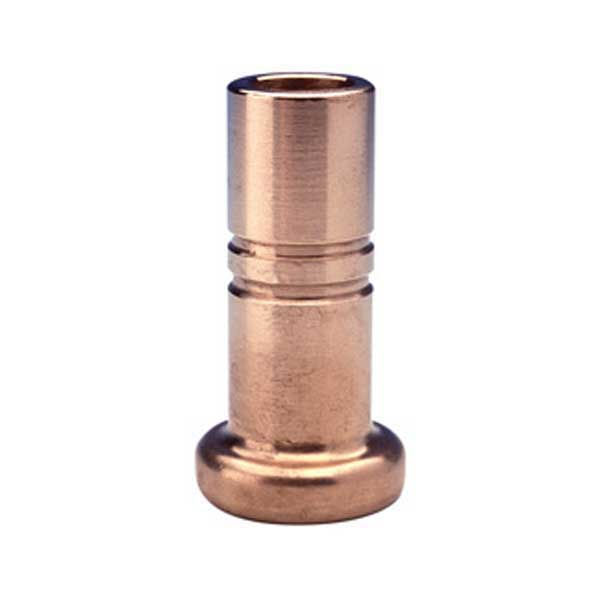 Quick Connect Brass End Plug, 15mm