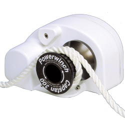 Capstan 300 Rope Winch