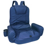 High-Back Go-Anywhere Seat, Navy Blue