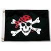 One-Eyed Jack Pirate Flag