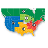 Hotmaps Platinum CF North US