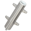 Swivel Side-Mount Stainless Steel Rod Holder