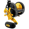 Saltist® Black Gold Saltwater Conventional Reel, 6.1:1 GR, 16.50.oz., 12/420, 14/350, 20/210, 40/260, 50/200 (Lb. Test/Yds)