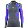 Women's Long-Sleeve UV Rash Guard