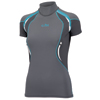 Women's Short-Sleeve UV Rash Guard