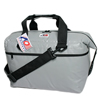 24 Pack Fishing Cooler, Silver