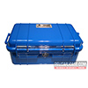1050 Micro Case, Clear With Blue Lining