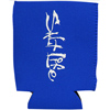 Salt Life Signature Can Koozie, Royal Blue