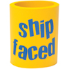 Ship-Faced Can Koozie