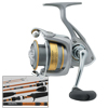 Legais Spin Reel with Aird6 6MXS Rod Combo