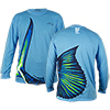 Men's Sailfish Tail Blend Long-Sleeve Tee
