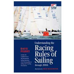 Understanding the Racing Rules of Sailing through 2016