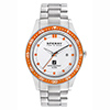 Men's Navigator Watch, Stainless Steel Bracelet & Case