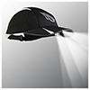 Powercap 5 Panel LED Lighted Running Hat