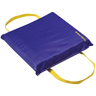 Economy Flotation Cushion, Blue