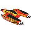 Master Blaster Inflatable Three Rider Towable