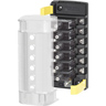 ST CLB Circuit Breaker Block—6 Position Common Source with Ground