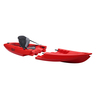 Tequila! GTX Solo Modular Sit-On-Top Kayak, Red