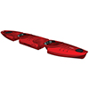 Martini GTX Tandem Sit-In Kayak, Red