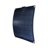 15W Semi-Flexible Monocrystalline Solar Panel