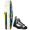 System 119cm Wakeboard Combo with System Jr 2 Bindings