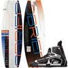 System 140cm Wakeboard Combo with Device Bindings