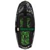 Proton Kneeboard with Comfort Strap, Black/Green
