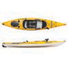 12' Sound 120XE Sit-Inside Angler Kayak, Yellow/White