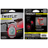 TwistLit LED Bike Light, Red