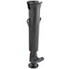 RAM-TUBE 2008 Fishing Rod Holder with Round Flat Surface Base