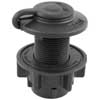 RAM-ROD Round Flush Base for Spline Posts