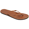 Women's Leather Uptown Flip-Flops