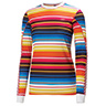 Women's Active Flow Multistripe Long Sleeve Shirt