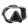 i3 Dive Mask, Black, Large