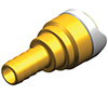 Hose Connector Tube 15mm to 1/2