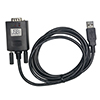 USB to RS232 Converter Cable (Requires Applicable Unit PC Interface Cable)