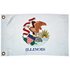 Illinois State Flag, 12