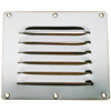 Flat Louvered Ventilator, 4-1/2