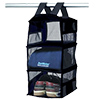 Hanging Locker Bag 3 Compartment