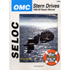 Repair Manual - OMC Cobra Stern Drive, 1986-1998, All models