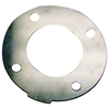 Manifold Block Off Plate - Stainless for Crusader Inboards