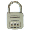 Resettable Combination Lock